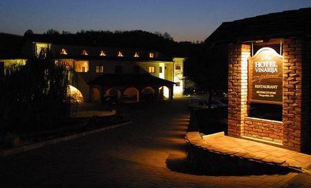 Hotel i vinarija Zdjelarević